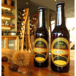 Cerveja de Castanha Judia