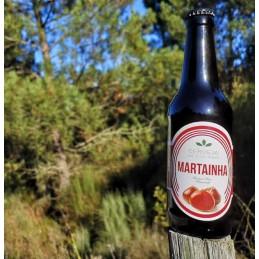 Cerveja de Castanha Martainha