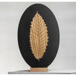 Folha de Castanheiro 30cmx18cm