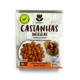 Castanha Cozida 200g
