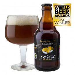 Cerveja de Castanha Cerex 33cl
