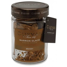 Marron Glacé com Brandy