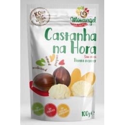 Snacks de Castanha 100g