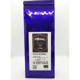 Chá de Folha de Castanheiro